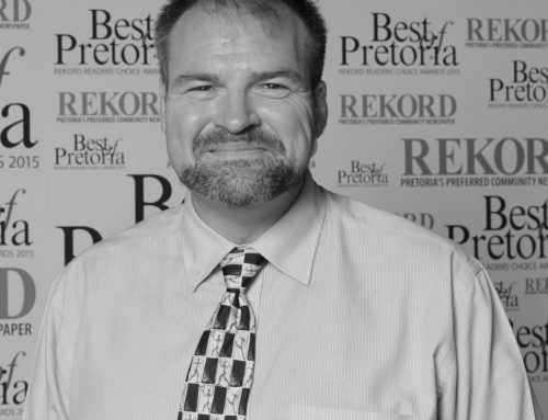 Tribute to Craig Allenby, AAVEA board member and SANBI Director: Marketing, Communications and Commercialisation
