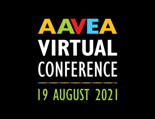 #AAVEA2021 is one month away- 3 ways to get involved!
