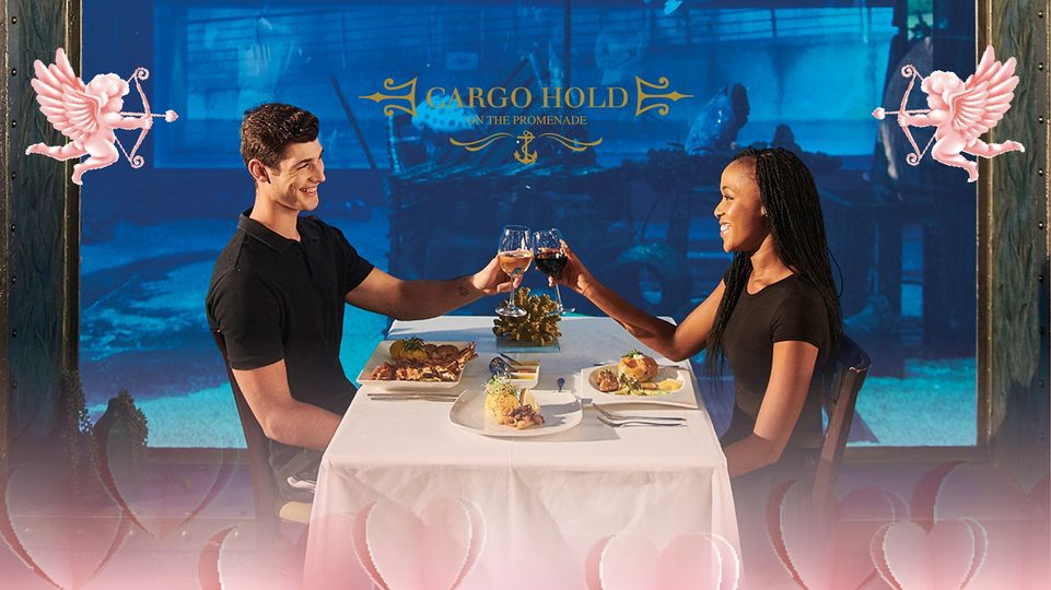 Feeling the Love at #attractions21 : all of the romantic Valentine's Day specials at your favourite sites